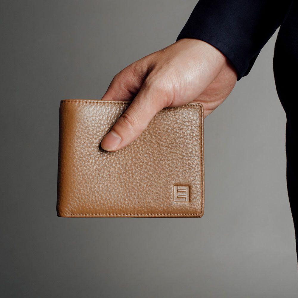 Tạo ấn tượng cho bố ngày sinh nhật với chiếc ví da đẹp
