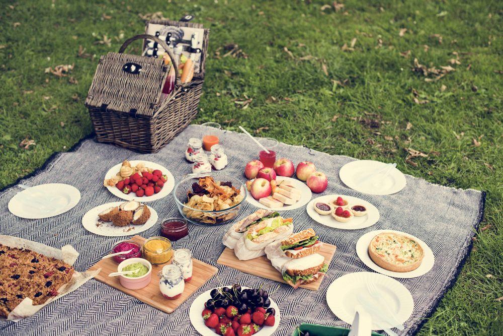 Tổ chức đi chơi picnic mừng sinh nhật bạn thân