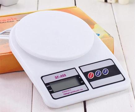 Cân điện tử nhà bếp Electronic Kitchen Scale SF400