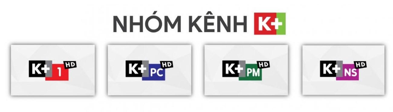 Nhóm kênh truyền hình K+