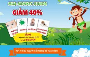 Phan mem monkey Junior