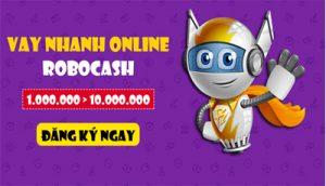 Vay tiền online Robocash