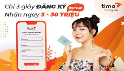 Vay tiền online Tina