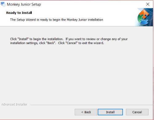 cài đặt phần mềm Monkey Junior trên Máy tính 4