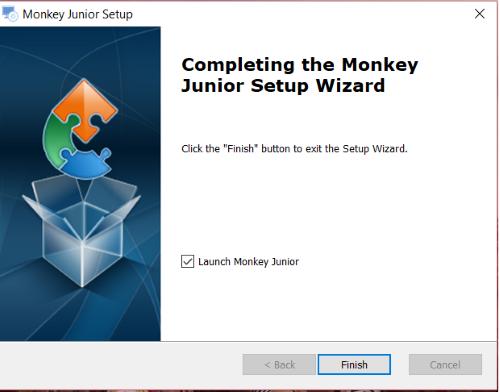 cài đặt phần mềm Monkey Junior trên Máy tính 5