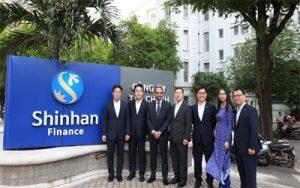 Shinhan Finance là gì